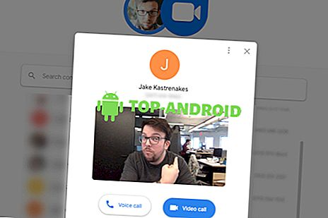 Google Duo para la web ya está disponible