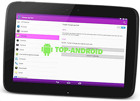 XBlast لالروبوت Lollipop - Xposed الثلاثاء
